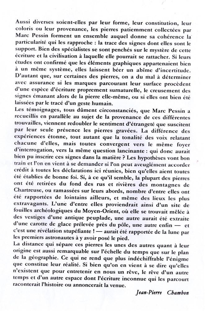 LE PASSE REVELE 2