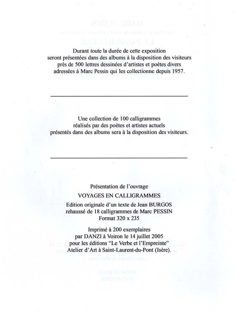 LE PASSE REVELE 3