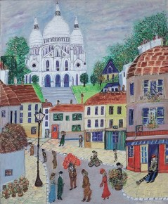 MONTMARTRE COLLECTION PARTICULIERE