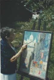 Berthe. Atelier d'art à Saint-Laurent-du-Pont. Exposition du 6 octobre au 31 octobre 1985