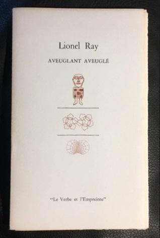 Lionel Ray - Aveuglant aveuglé -.jpg