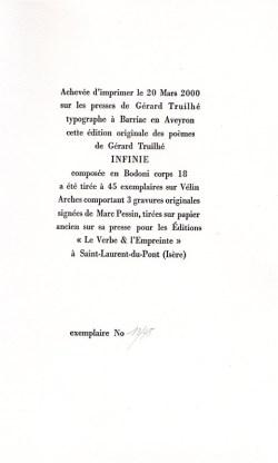 Truilhé Gérard – Infinie – (4)