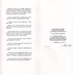 Jean-Claude renard Dits de grande Chartreuse (3)