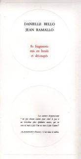 Jean Ramallo 81 fragments mis en boule et découpés (1)