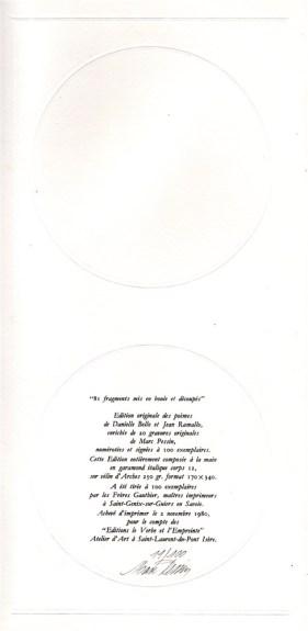 Jean Ramallo 81 fragments mis en boule et découpés (4)