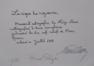 LES SIGNES DU ROYAUME (3)
