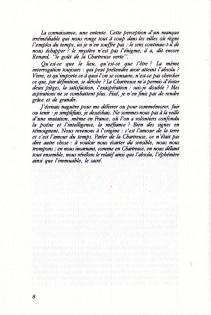 Pierre Dhainault L'etre avec le lieu la Chartreuse (3)