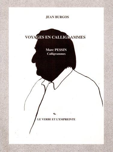 Voyages en calligrammes JEAN BURGOS(1)