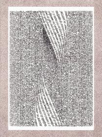 Voyages en calligrammes – Jean Burgos - 70 euros (en l'état) - Edition originale d'un texte de Jean Burgos rehaussé de 18 calligrammes de Marc Pessin format 320 x 235. Imprimé à 200 exemplaires par Danzi à Voiron le 14 juillet 2005 pour les « Editions Le Verbe et l'Empreinte » Atelier d'Art à Saint-Laurent-du-Pont (Isère).