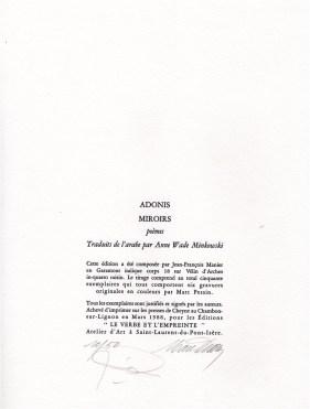 ADONIS MIROIRS (4)