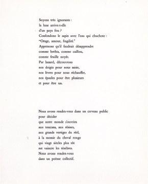 Alain Bosquet – Communs – (3)