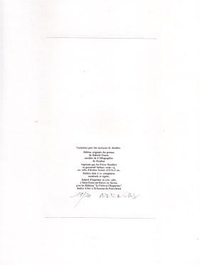 Gabriel Cousin. Variations pour des musiques de chambre (4)