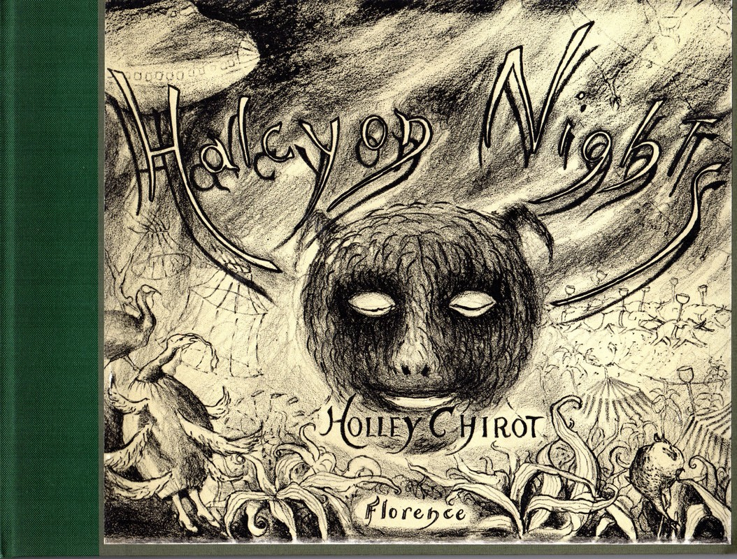 Holley Chirot - Halcion Nights.jpg