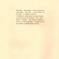 LES FILLES - MARIETTE - ANDRÉE APPERCELLE