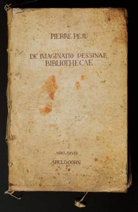 Pierre Péju - De imaginatio Pessinae bibliotecae