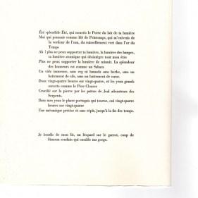 Léopold Sédar Senghor - Élégie de minuit