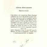 """Léopold Sédar Senghor - Élégiedes circoncis (poèmes extraits de """"Nocturnes"""")"""